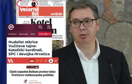 Koordinisani napad Pavelićevaca: Đilasova i Šolakova hrvatska hobotnica pokrenula TOTALNI UDAR na Vučića!