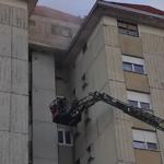 Poznat uzrok stravičnog požara u Novom Sadu: Stanari evakuisani zbog dima