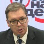 Vučić najavio: Očekujemo da Srbija bude BROJ JEDAN u Evropi, to je istorijski uspeh!
