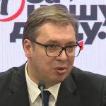 Predsednik Vučić o opoziciji: Imaju novac i medije, naše je da kažemo da ćemo se boriti