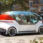 "Volkswagen predstavio OnePod: Električni ""robotaksi"" za gradove budućnosti (FOTO)"