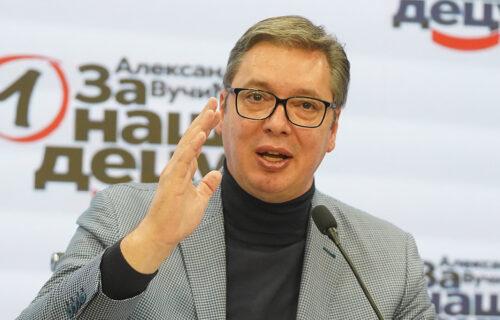 Vučić o Stefanoviću: Konačna reč na nadležnima, taj kog podržavaju Đilasovi mediji neće dobro proći u SNS