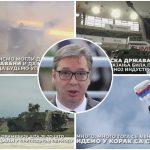 Uspeli smo da Vojsku stavimo na PIJEDESTAL: Vučić objavio snimak sa Međunarodnog sajma naoružanja (VIDEO)