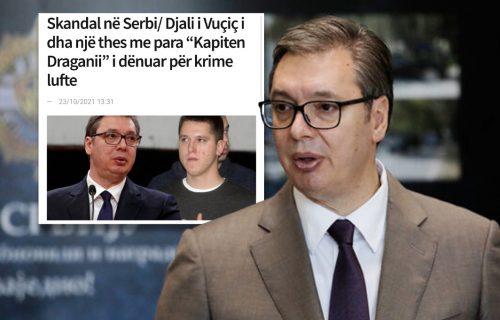 Đilasovi i albanski mediji na ISTOM zadatku: UNIŠTITI život Vučićevoj deci! (FOTO)