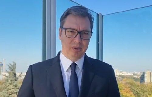 Predsednik Vučić o VELIKOM USPEHU: Imaćemo veće plate i penzije, Srbija može napred još snažnije (VIDEO)
