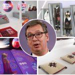 Spoj tradicije i inovacije: Predsednik Vučić podelio fotografije sa SRPSKOG nastupa u Dubaiju (FOTO)