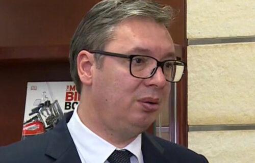 Vučić o histeriji zbog Koluvije: Pitam ih što ne kažu istinu, nadao sam se da će biti pametniji