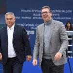 """""""Mi gradimo budućnost"""": Orban poslao snažnu poruku nakon današnje ceremonije sa Vučićem (VIDEO)"""