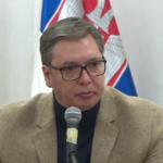 """Vučić u Raškoj: """"Ne samo da ćemo da zaštitimo živote na KiM, nego ćemo u toj borbi i da POBEDIMO"""""""