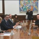 Vučić razgovarao sa Rot: Srbija u poslednjih nekoliko godina ostvarila izuzetan ekonomski rezultat (FOTO)
