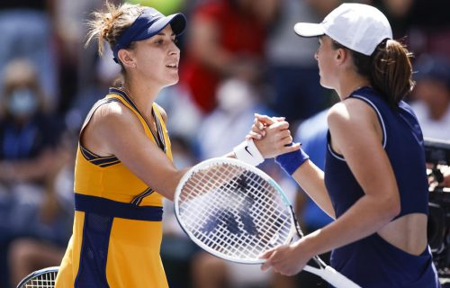 Voli Rafu, ali upravo je otkrićem šokirala svet: Plakala sam zbog Novakovog poraza na US openu!