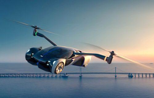 500 miliona za budućnost: Električni leteći automobil spreman za lansiranje 2024. (VIDEO)