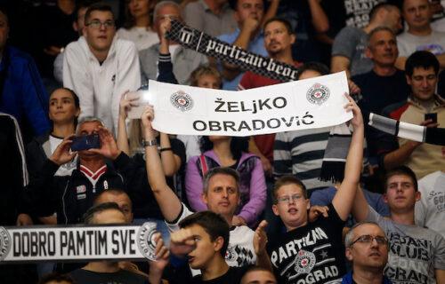 """Sjajne vesti stižu nam iz Nemačke: """"Grobari"""" će bodriti Partizan u Hamburgu (FOTO)"""
