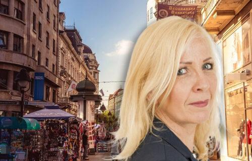 """Divna (42) HARA Beogradom i lovi OVE muškarce: Pobegla sa sela i poručuje - """"neću da radim za 300 evra"""""""