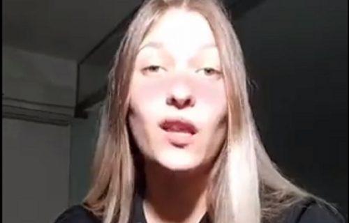 Za sebe tvrdi da je prelepa, a kad joj priđu muškarci, odmah joj padne na pamet ova ideja (VIDEO)