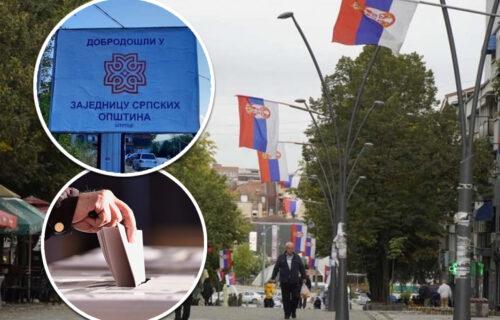 Sutra počinje ODLUČUJUĆA BORBA za Zajednicu srpskih opština! Srbi, svi na izbore