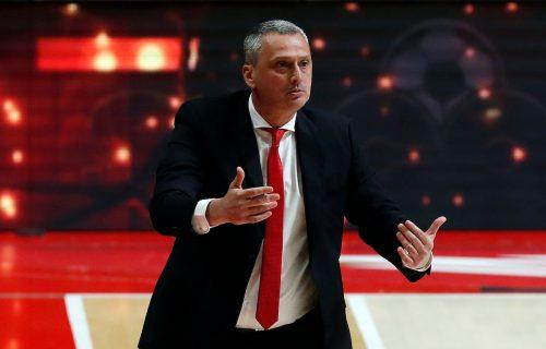 Radonjić realan uoči meča sa Armanijem: Mi smo i pred ovu seriju utakmica imali manjak igrača!