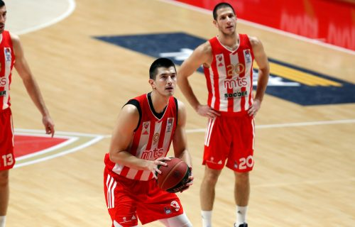 """Vređale su ga """"delije"""", pričale da je loš, a on je nikad jači: Mitrović otkrio kako se vratio u Zvezdu"""