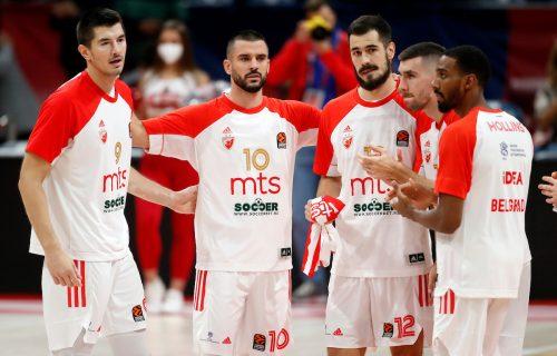 Niko kao Zvezda: Crveno-beli su prema jednoj kategoriji najbolja ekipa u Evroligi!